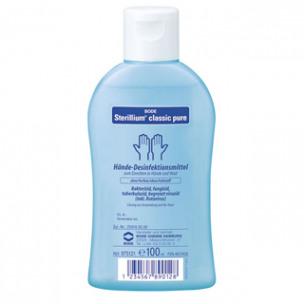 BODE Sterillium classic pure Hände-Desinfektionsmittel (100 ml)