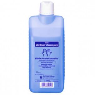 BODE Sterillium classic pure Hände-Desinfektionsmittel (1000 ml)
