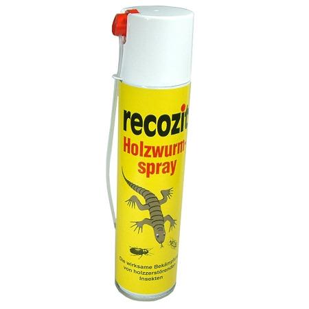 recozit Holzwurmspray (400 ml)
