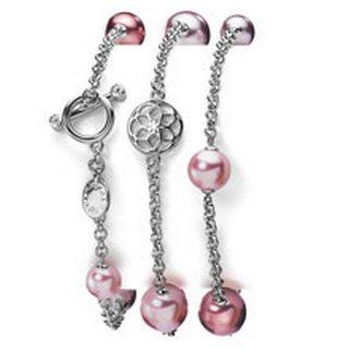 LR Lovely Pearls Kette Puderviolett (1 St.)