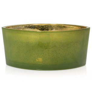 "Bild 1 von 1 - WoodWick® Ellipse Glass Weihnachtsedition ""Festive Joy Mercury Evergreen"" (1 St.)"