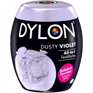 Bild 1 von 3 - DYLON All-in-1 Textilfarbe Dusty Violet (350 g)