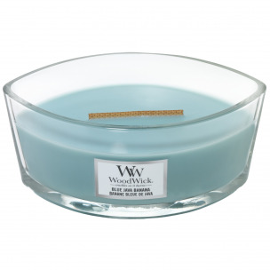 "Bild 1 von 2 - WoodWick® Ellipse Glass ""Blue Java Banana"" (1 St.)"