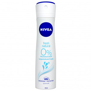 Bild 1 von 2 - NIVEA Deodorant Spray Fresh Natural (150 ml)