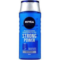 Bild 1 von 2 - NIVEA MEN Pflegeshampoo Strong Power (250 ml)