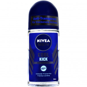 Bild 1 von 2 - NIVEA MEN Deo Roll-On Cool Kick (50 ml)