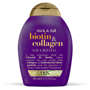 Bild 1 von 1 - Ogx thick & full biotin & collagen Shampoo (385 ml)
