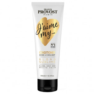 Bild 1 von 1 - Franck Provost J'aime my... Blond Sublime Conditioner (300 ml)