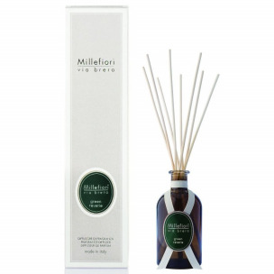 "Bild 1 von 1 - Millefiori Via Brera Stick Diffuser ""Green Reverie"" (100 ml)"