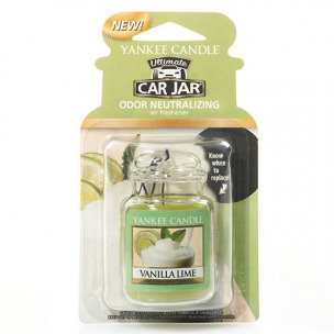 Bild 1 von 2 - Yankee Candle® Car Jar Ultimate Vanilla Lime (1 St.)