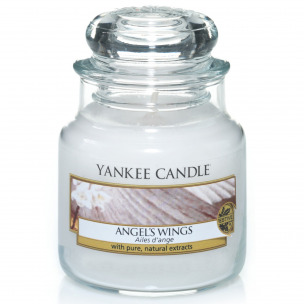 "Bild 1 von 2 - Yankee Candle® Classic Jar ""Angel's Wings"" Small (1 St.)"