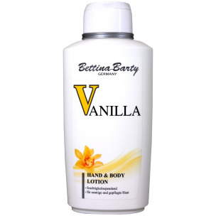 Bild 1 von 2 - Bettina Barty Vanilla Hand & Body Lotion (500 ml)
