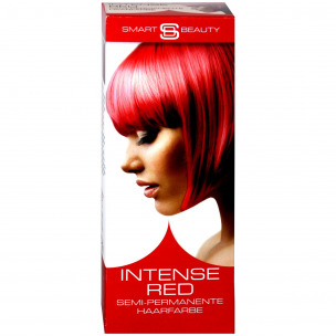 "Bild 1 von 4 - smart colour semi-permanente Haarfarbe ""Intense Red"""