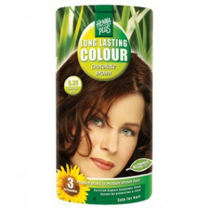 Bild 1 von 1 - Henna Plus Long Lasting Colour chocolate brown, Nr. 5.35