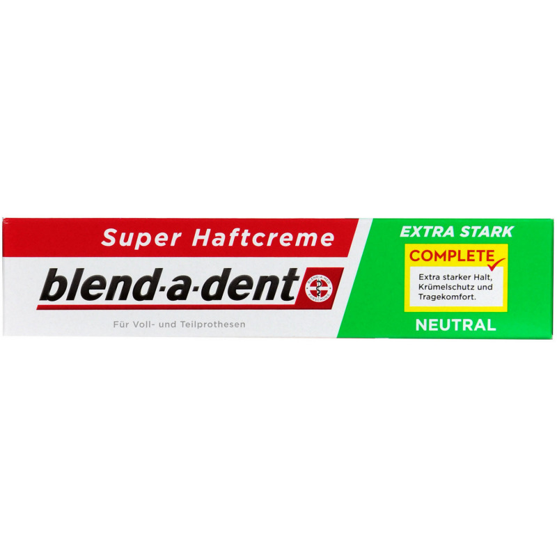 blend a dent super haftcreme extra stark neutral 47 g. Black Bedroom Furniture Sets. Home Design Ideas