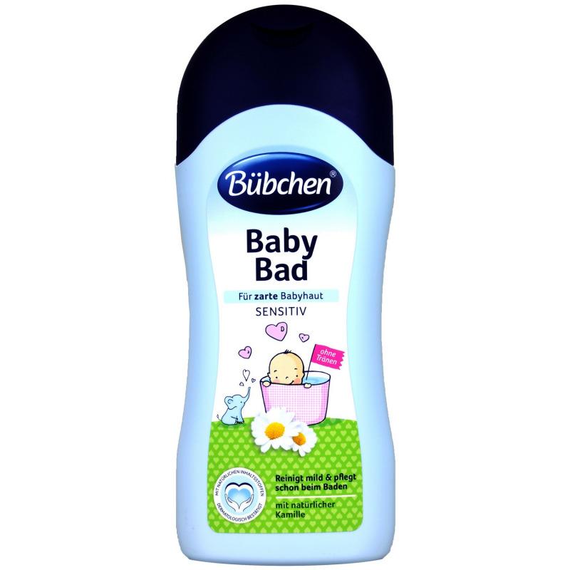 Bübchen® Baby Bad sensitiv (1000 ml) - PZN: 01299975 - AvivaMed ...