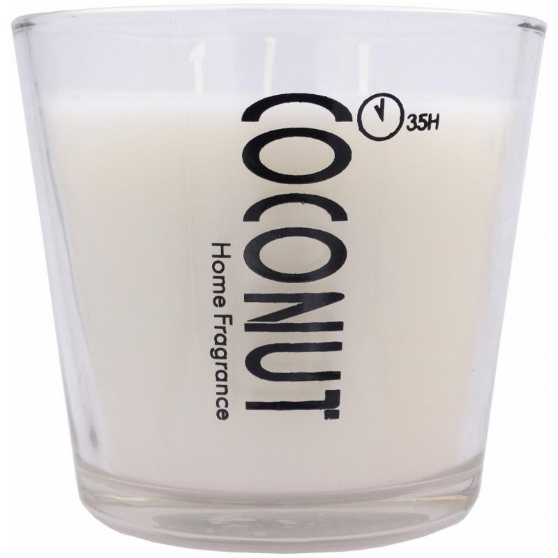 3 docht kerze im glas mit duft coconut 1 st pzn 94610429 avivamed ihre onlinedrogerie. Black Bedroom Furniture Sets. Home Design Ideas