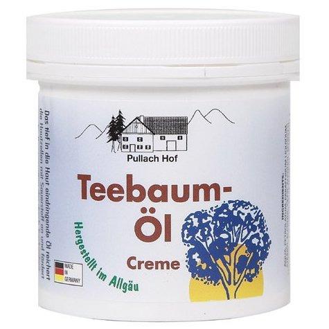 Teebaum-Öl Creme vom Pullach Hof (250 ml)
