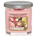 "Yankee Candle® Perfect Pillar small ""Fresh Cut Roses"" (1 St.)"