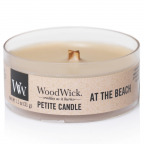 "WoodWick® Petite Candle ""At the Beach"" (1 St.)"