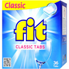 fit® Classic Tabs (36 St.)