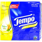Tempo® plus soft & sensitive (24 x 9 St.)