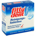 fittydent Super Reinigungstabletten (32 St.)